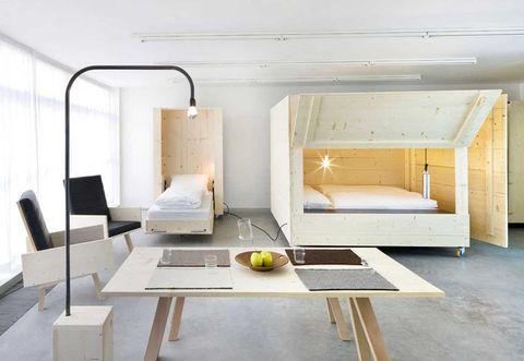 Consigli Arredamento Piccoli Spazi.5 Consigli Di Design Per Arredare Una Casa Piccola