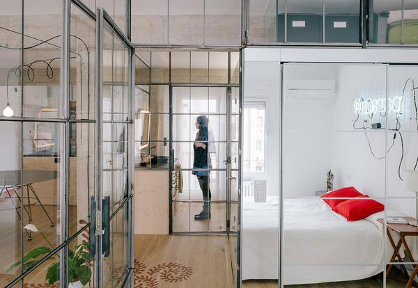 Design Per Casa Piccola : Consigli di design per arredare una casa piccola