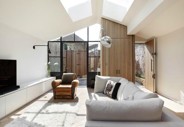 Idee Per Arredare Garage.Idee Per La Casa In Un Ex Garage In Stile Minimal A Londra
