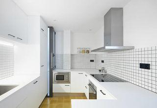 Idee Per Ristrutturare Una Casa Di 80 Mq Da Un Appartamento A Barcellona