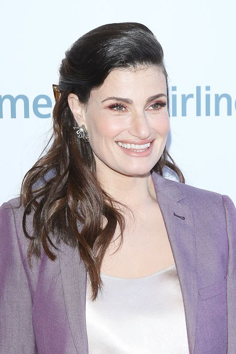 Idina Menzel National Women's History Museum's 7th Annual Women Making History Awards - Arrivals