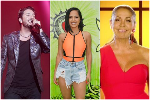 Manuel Carrasco, Becky G e Isabel Pantoja son el jurado de 'Idol Kids'