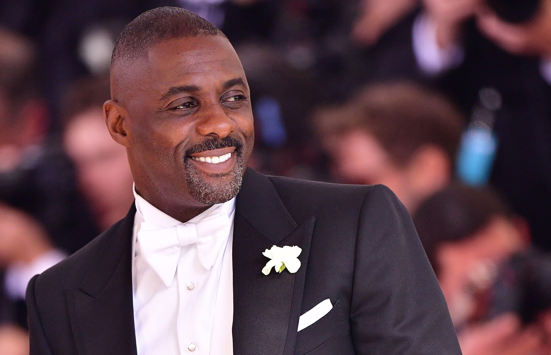 Idris Elba new series