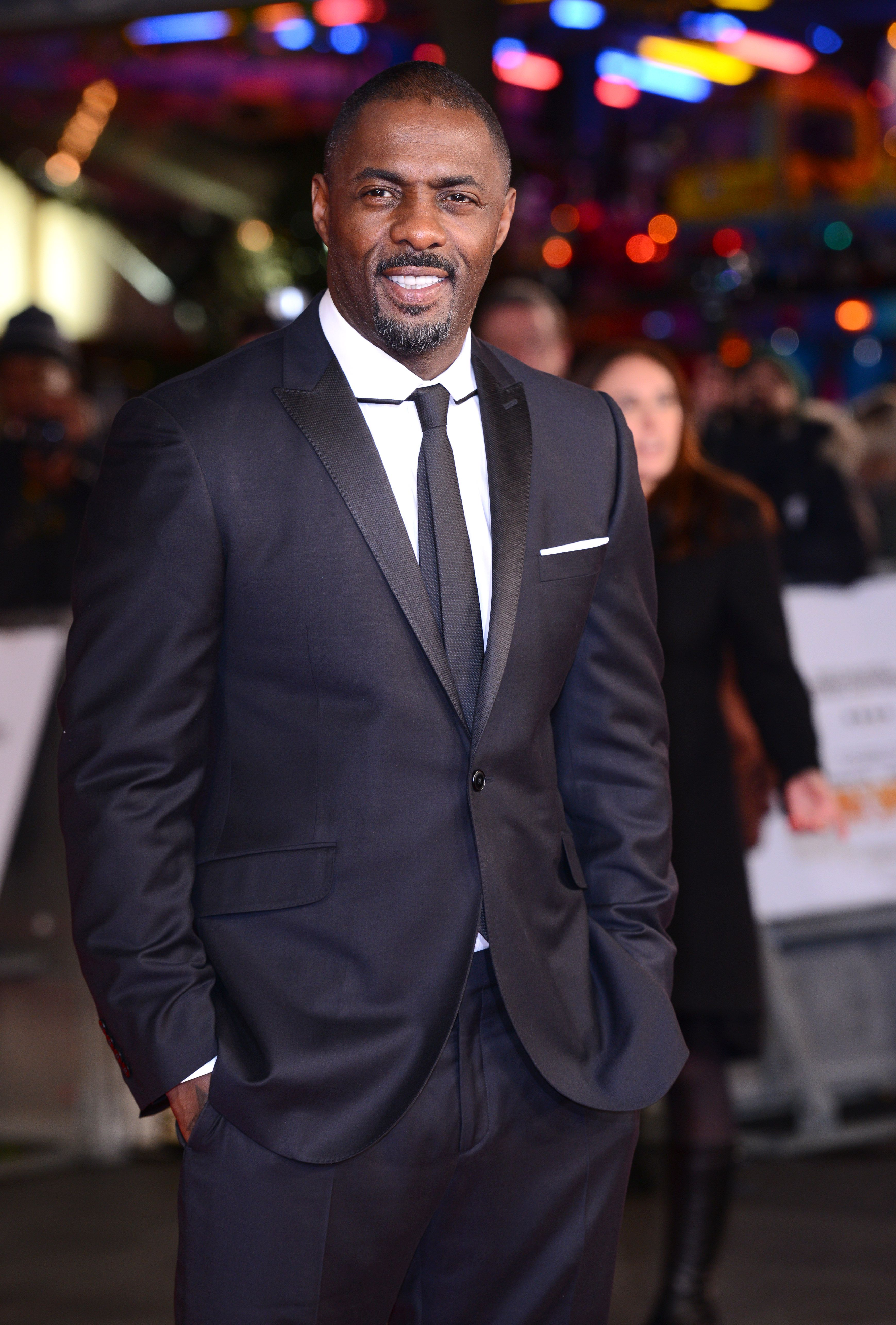 Idris Elba essence