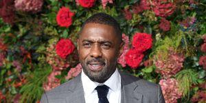 Idris Elba in November 2018