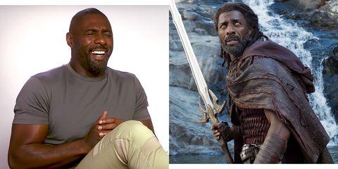 Idris Elba Heimdall MCU