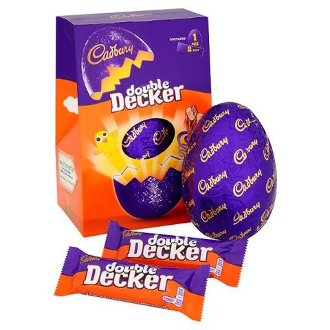 The number of calories in the nation's favourite Easter eggs