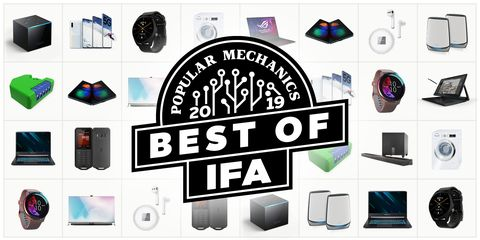 The Best Tech From IFA 2019