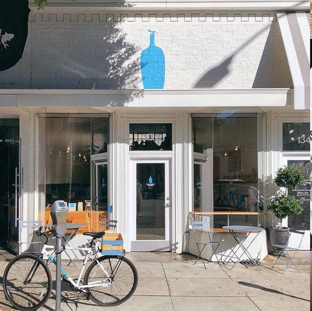 IG, 舊金山,咖啡,咖啡廳,推薦,咖啡店, 打卡, 星巴克, 美國, 美西,  藍瓶咖啡, BlueBottle