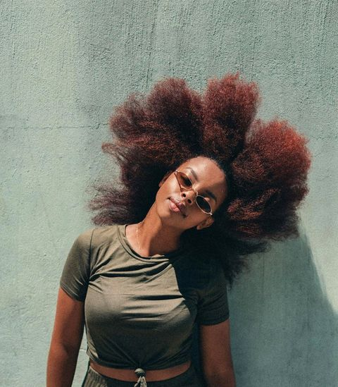 How to Dye Natural Hair The Right Way