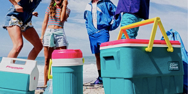 Igloo Is Relaunching Its Picnic Cooler As Part Of Its New