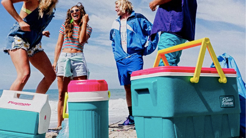 Fun, Fashion, Travel, Summer, Vacation, Waste container, Hand luggage, Leisure, Shorts, Waste containment,