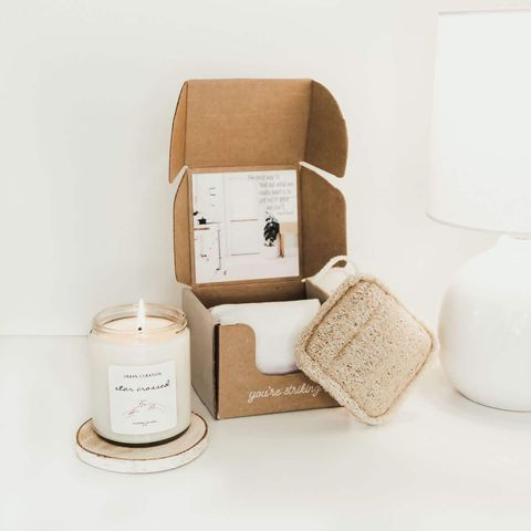 best natural candle subscription box