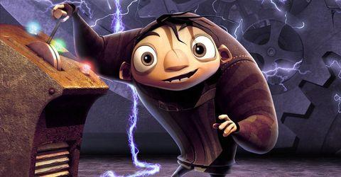 una imagen de la película para niños que puedes ver en netflix igor