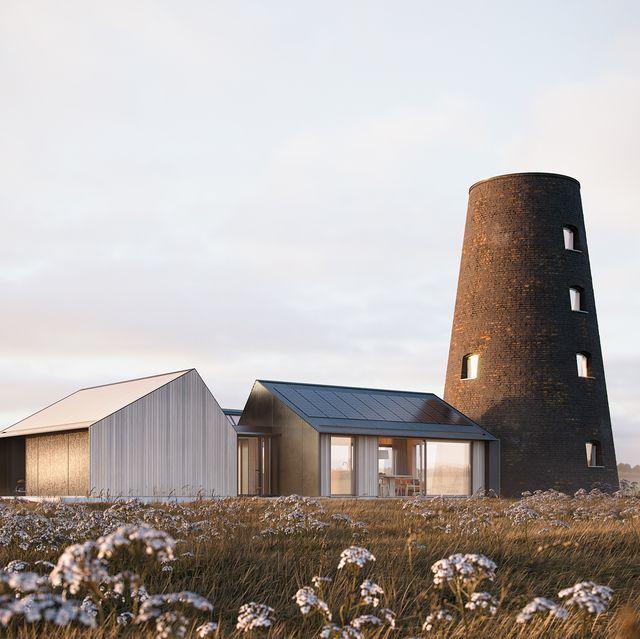top uk architects  ian hazard architecture