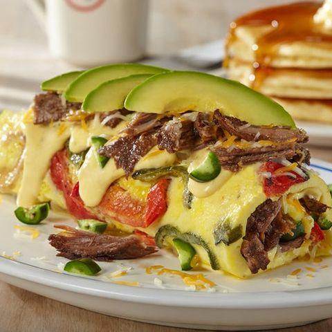 ihop omelette