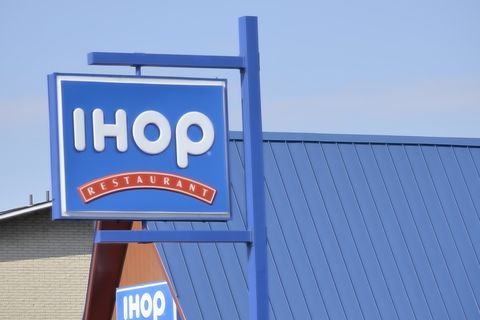 IHOP - Fast Food Chains Open on Christmas Day