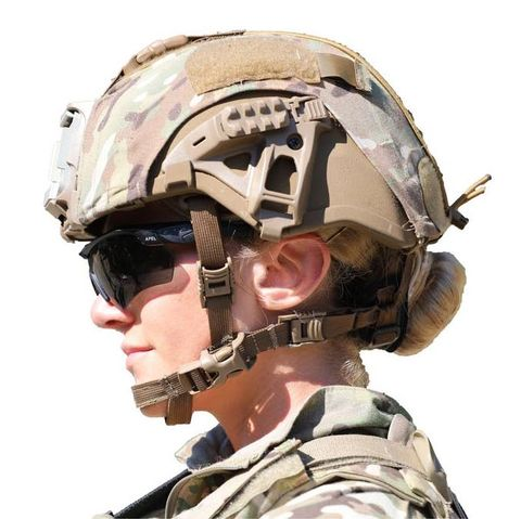 Helmet, Sports gear, Personal protective equipment, Military, Military camouflage, Headgear, Soldier, Headgear, Army, Infantry,