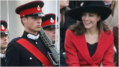 Kate Middleton Was Caught Calling Prince William