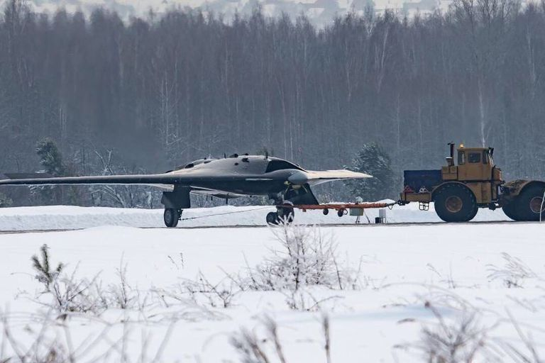 Russia's First Autonomous Strike Drone Will Fly This Summer