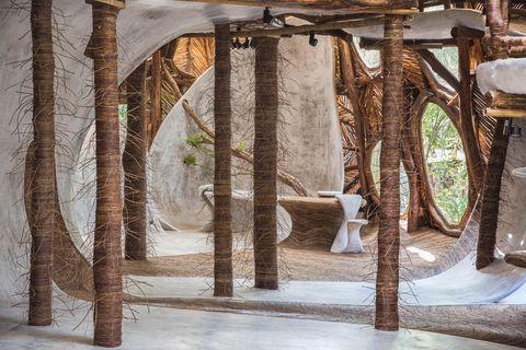 Galería de arte en Tulum