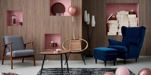 IKEA lanceert vintage-collectie