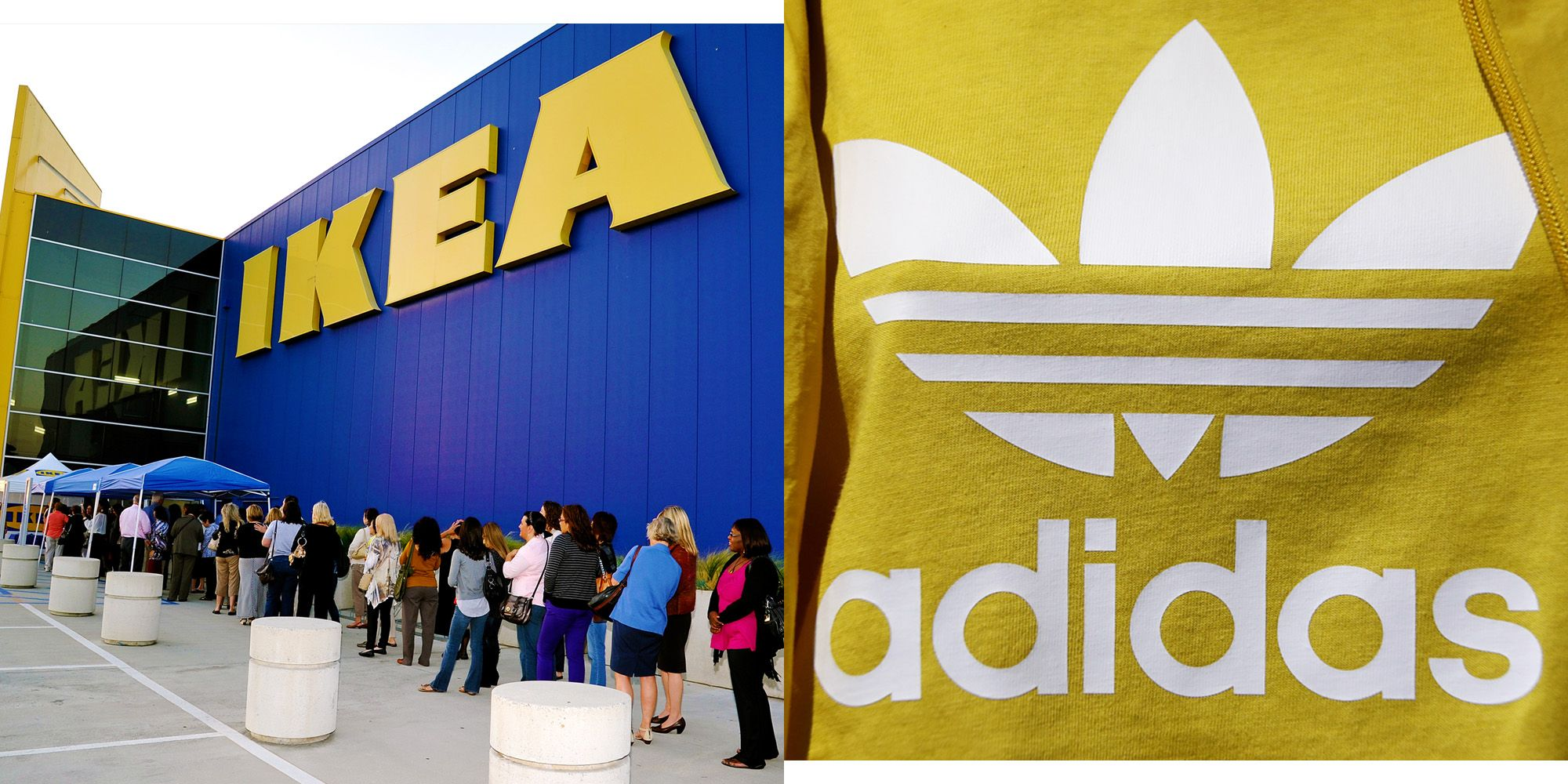Adidas and Ikea Are Launching a