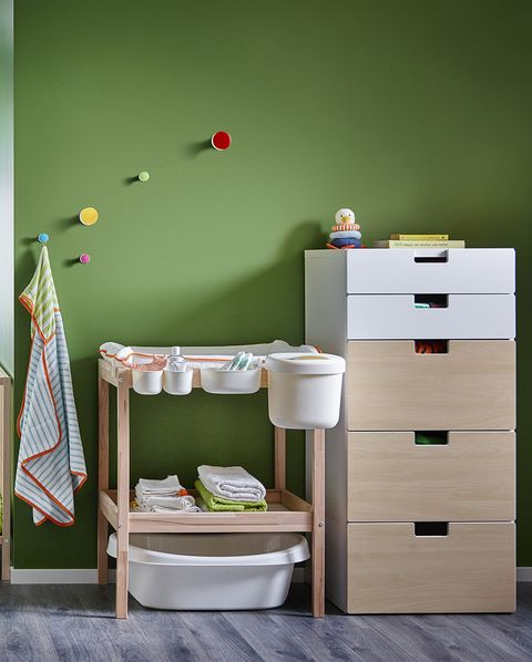 Ikea nursery furniture