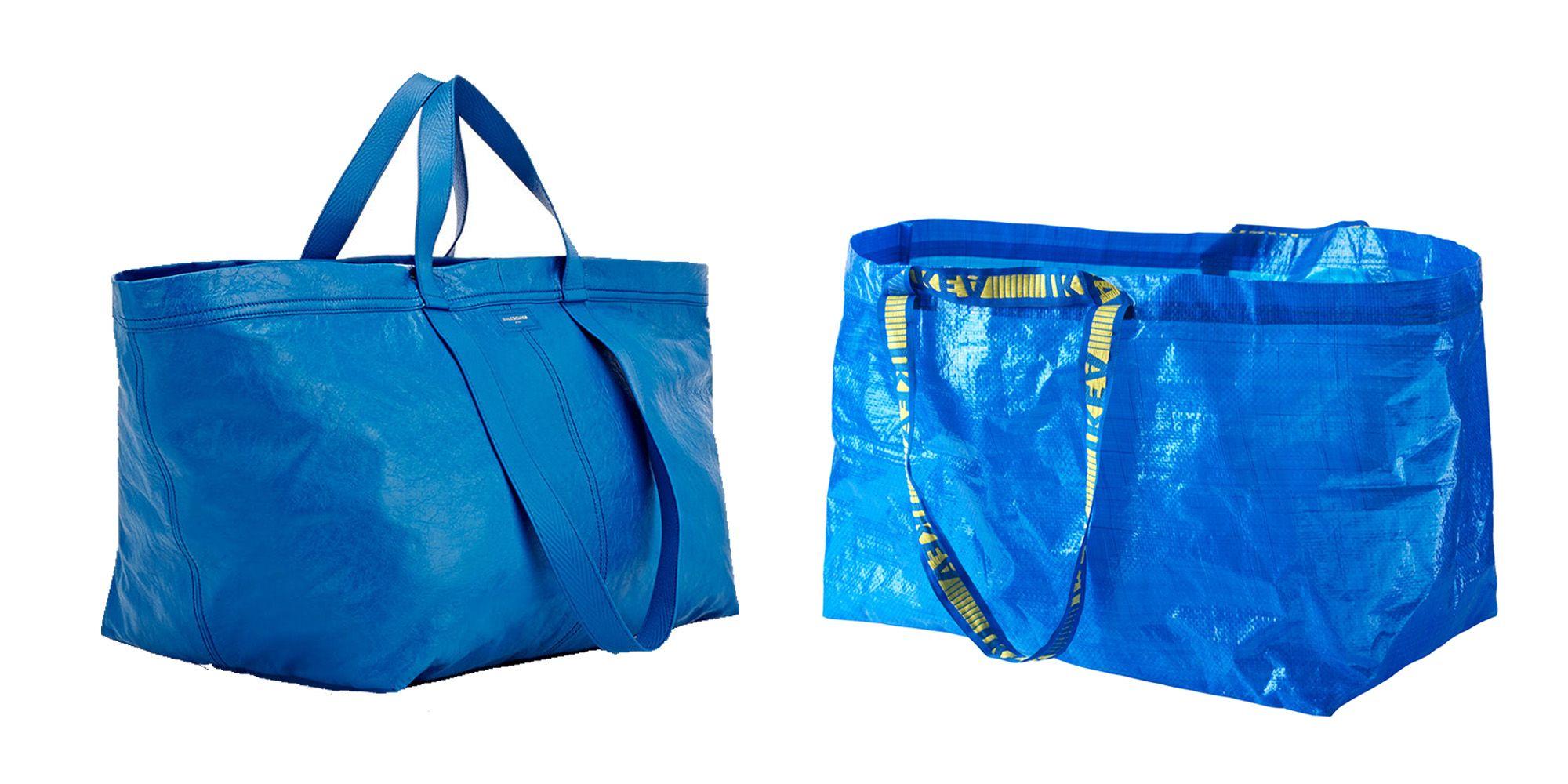 bccb79d8325 Balenciaga Bag Chanels IKEA's Iconic Tote - IKEA Bags