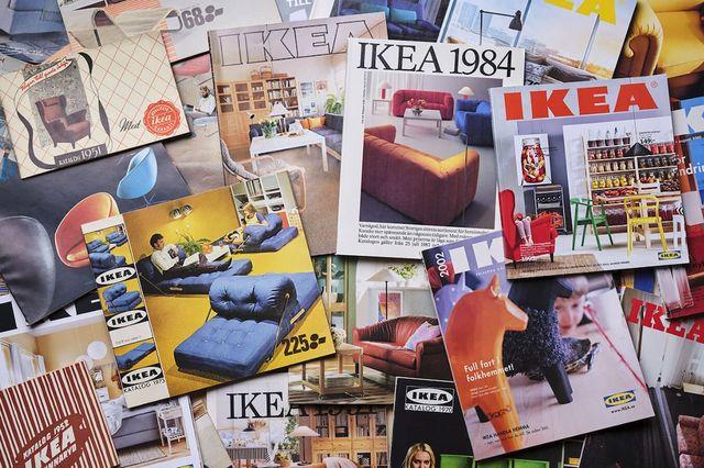 ikea catalogs