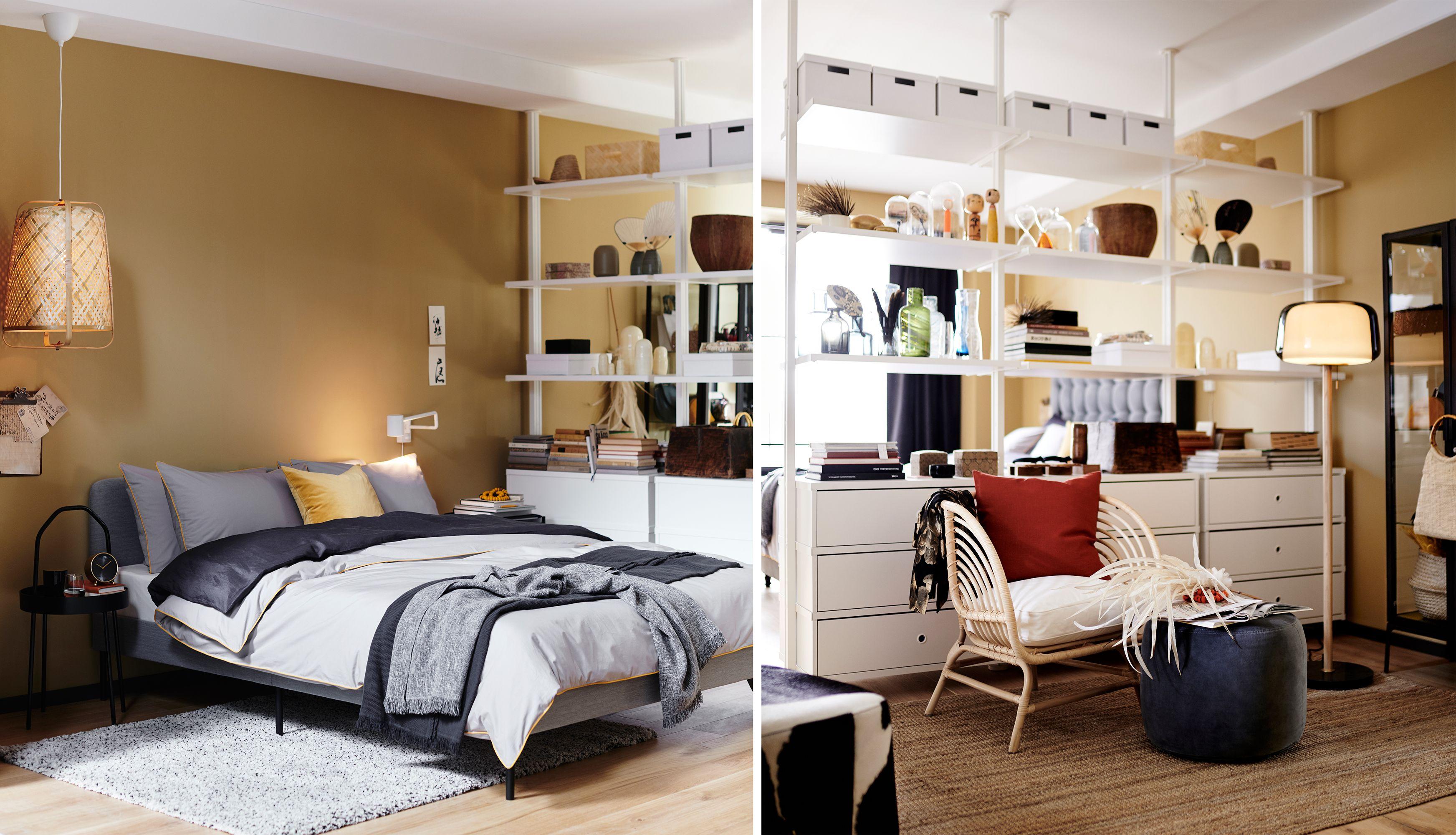 10 Ideas Geniales Para Dormitorios Del Nuevo Catálogo De Ikea