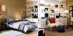 Ideas para dormitorios del catálogo de IKEA 2020