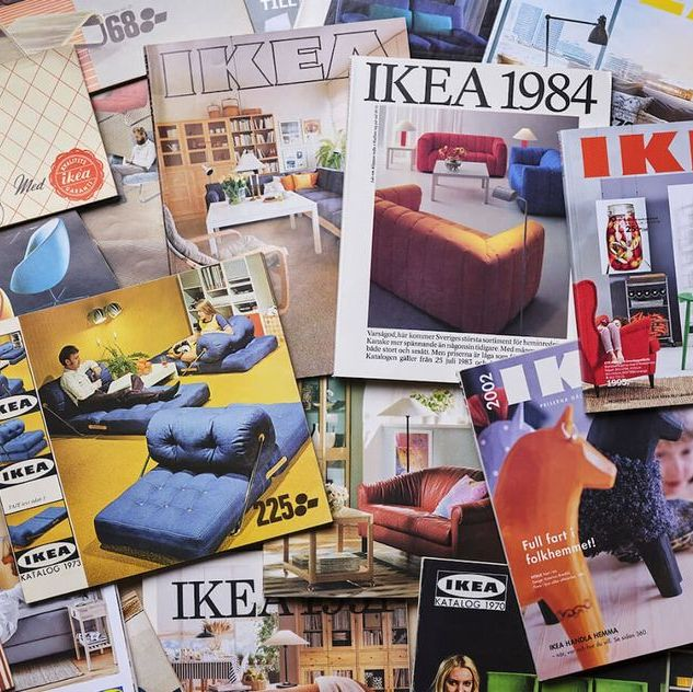 This Digital Museum Lets You Go Through IKEA'S Designs and Catalogues Through the 1950s