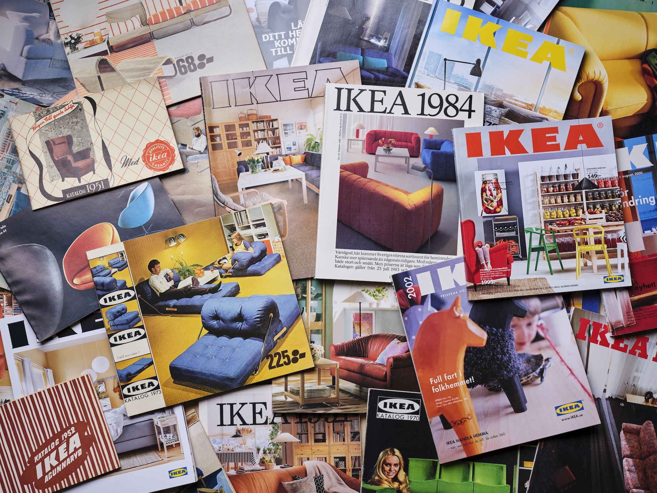 Commemorate the iconic IKEA Catalogue with these new Zoom backgrounds