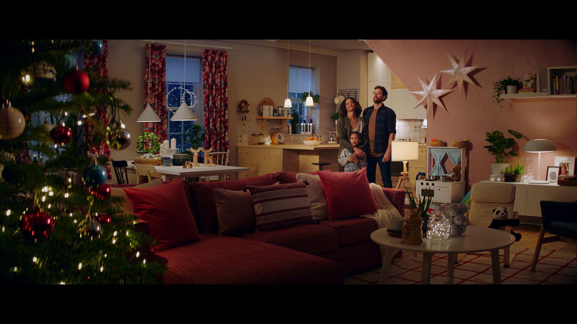 Ikea Christmas Advert 2019 Tackles
