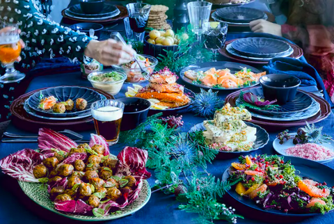 Ikea Is Hosting A Christmas Buffet In December And We Are So