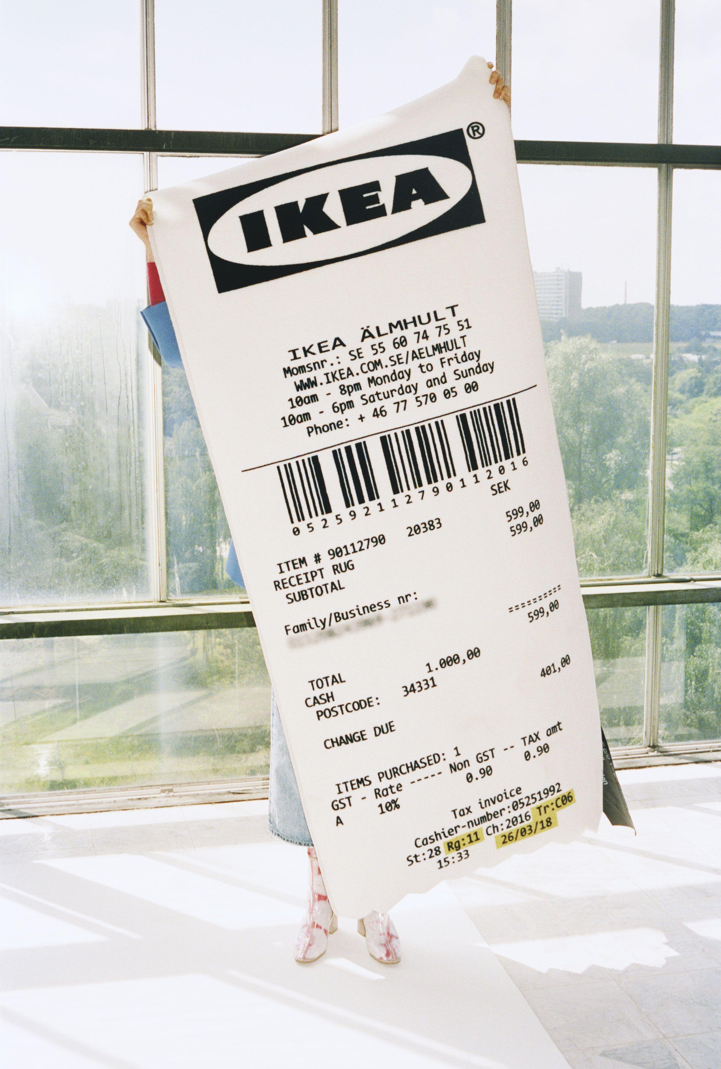 he perdido el ticket de compra ikea