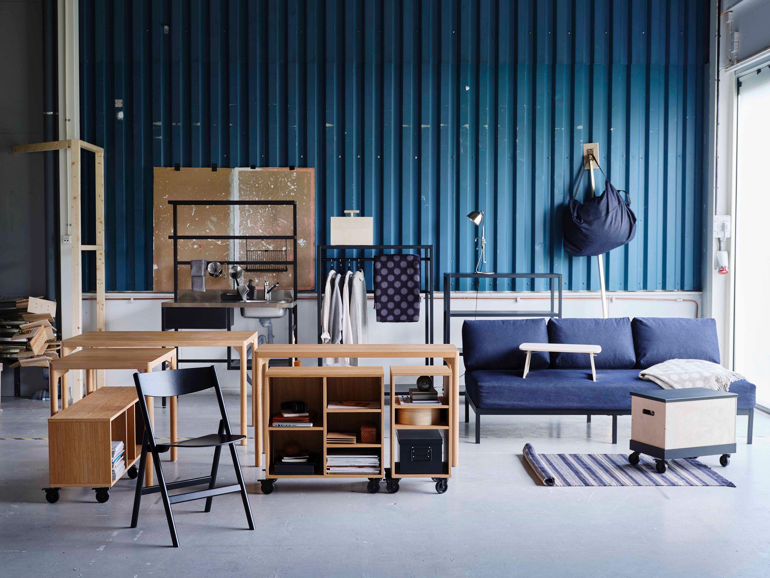 RÅVAROR: La edición limitada de IKEA diseñada para almas nómadas