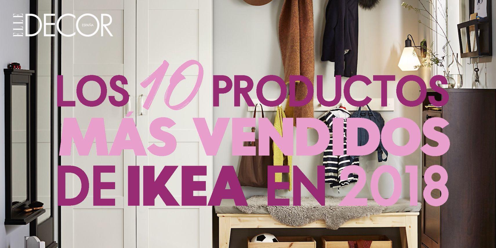 Los 10 productos mas vendidos en Ikea España en 2018