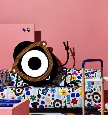 Colección FÖRNYAD de IKEA