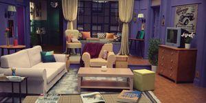 Recrea los salones más icónicos de la televisión con muebles de IKEA