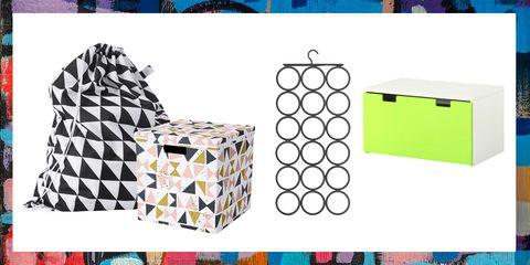 Furniture, Table, Box,