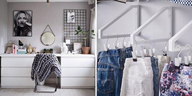 Ikea Hacks For Bedrooms