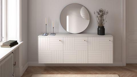 Muebles de IKEA transformados pr Norse Interiors- Piezas de Ikea ...