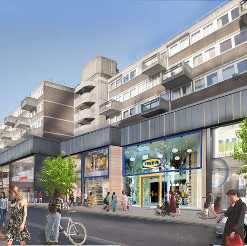 Ikea Hammersmith store