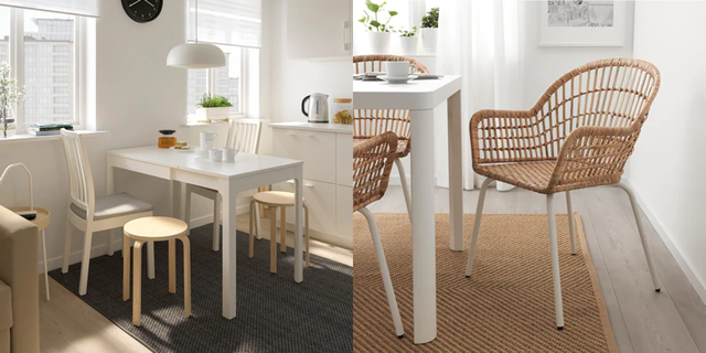 10 Best Ikea Kitchen Tables And Dining, Ikea Dining Room Chairs