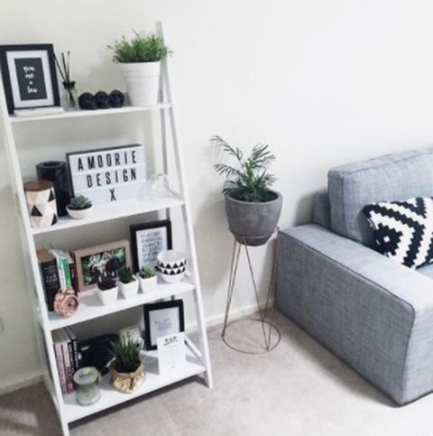 Ikea living room hacks