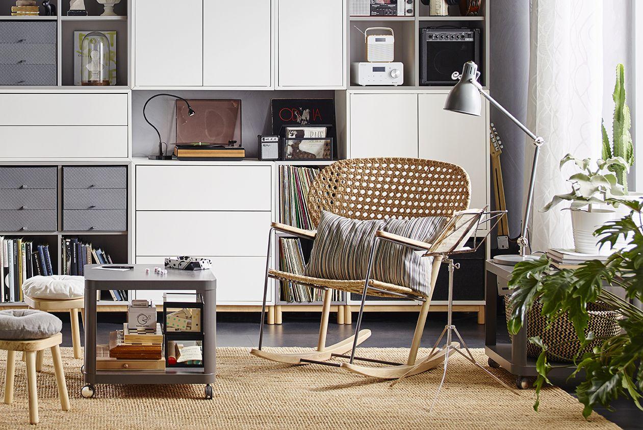 Mecedora GRÖNADAL de IKEA