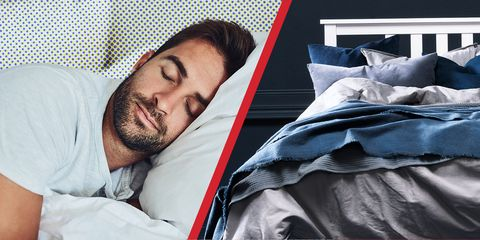 Nap, Sleep, Forehead, Room, Bedtime, Textile, Bed sheet, Comfort, Furniture, Linens,