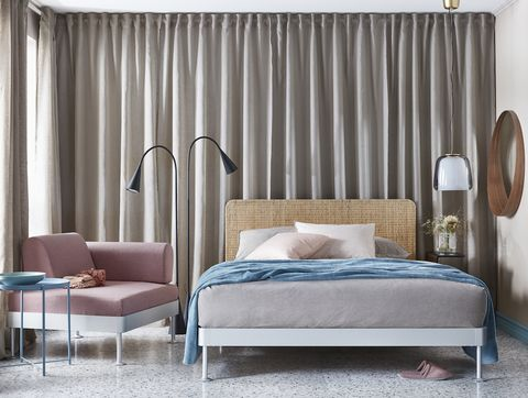 Ikea And Tom Dixon Launch Fully Customisable Modular King Sized Bed Delaktig